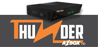 546224 105757302910963 1746041115 n%25281%2529 Azbox Thunder Novo Receptor da Azbox 13/09