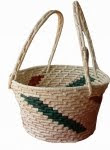 Handicraft Wicker Basket