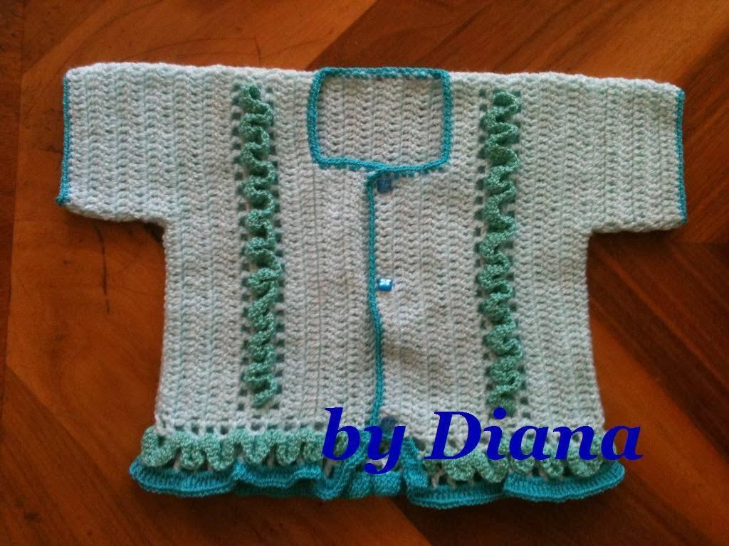 Diana es crochet