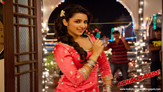 Ishaqzaade Fresh HQ Wallpapers, Starring Parineeti Chopra