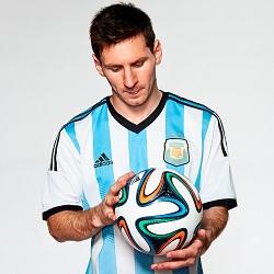 DP Messi Copa America