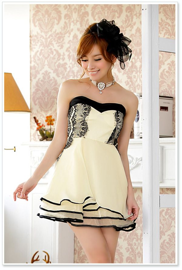 Chiffon dress #cheap