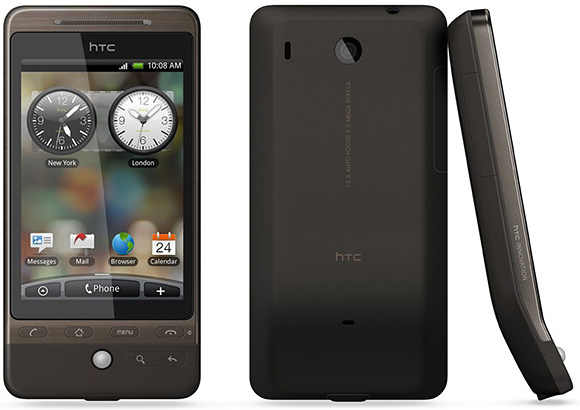 HTC+Hero+1 HTC Hero Android Specifications & Price In India