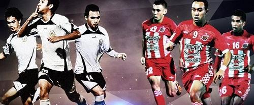 Keputusan terkini Terengganu vs Kelantan Liga Super 21 Jun 2013