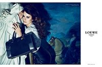 LOEWE SS2013 Ad Campaign