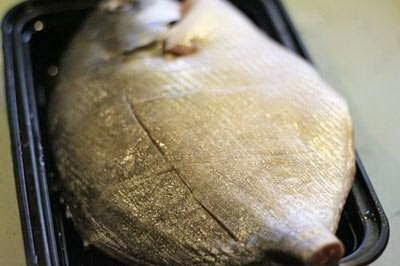 Vietnamese Fish Recipe - Cá Nướng Riềng Sả