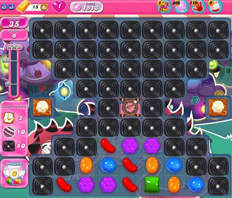 Candy Crush Saga 1513