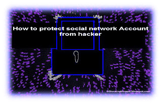 protect social network account