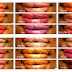 LA Girl Glazed Lip Paint Lip Swatches on Dark Skin