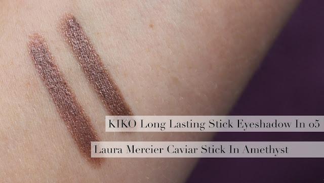 Laura Mercier Caviar Stick Amethyst Dupe