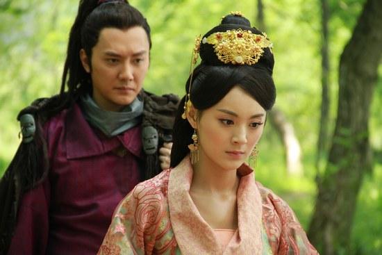 Lan ling wang wedding