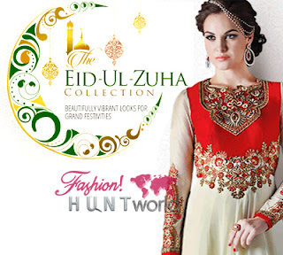 The Eid-Ul-Zuha Collection - Indian Eid Festival Designer Dresses For Women