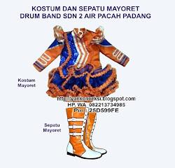 KOSTUM MAYORET DRUMBAND SD