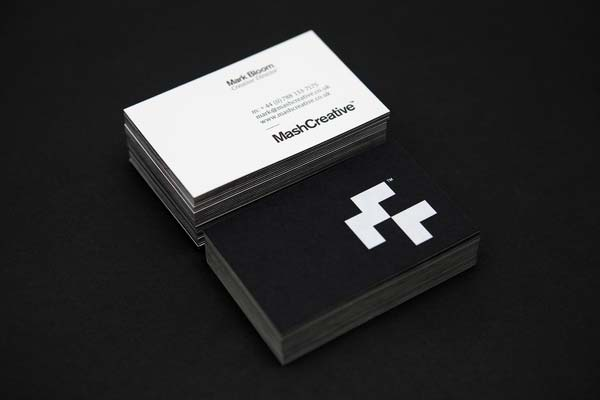 30 Foil Blocked Business Card Designs