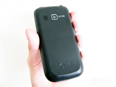 LG Optimus Pro C660
