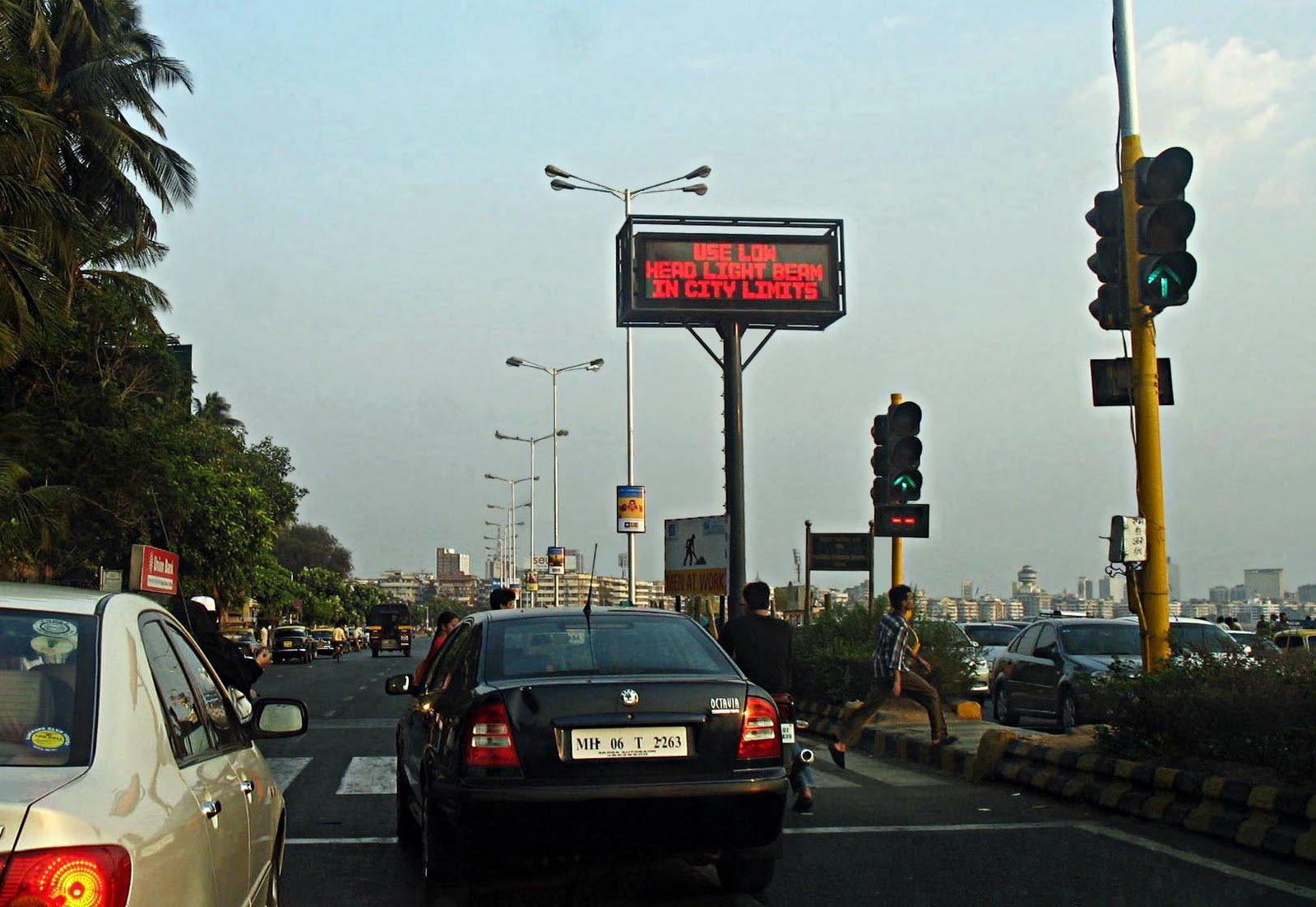 Image result for traffic signals in india