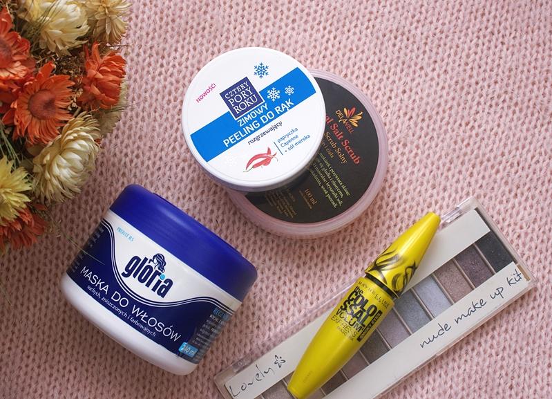 5 mini recenzji - kosmetyki kolorowe i pielęgnacyjne
