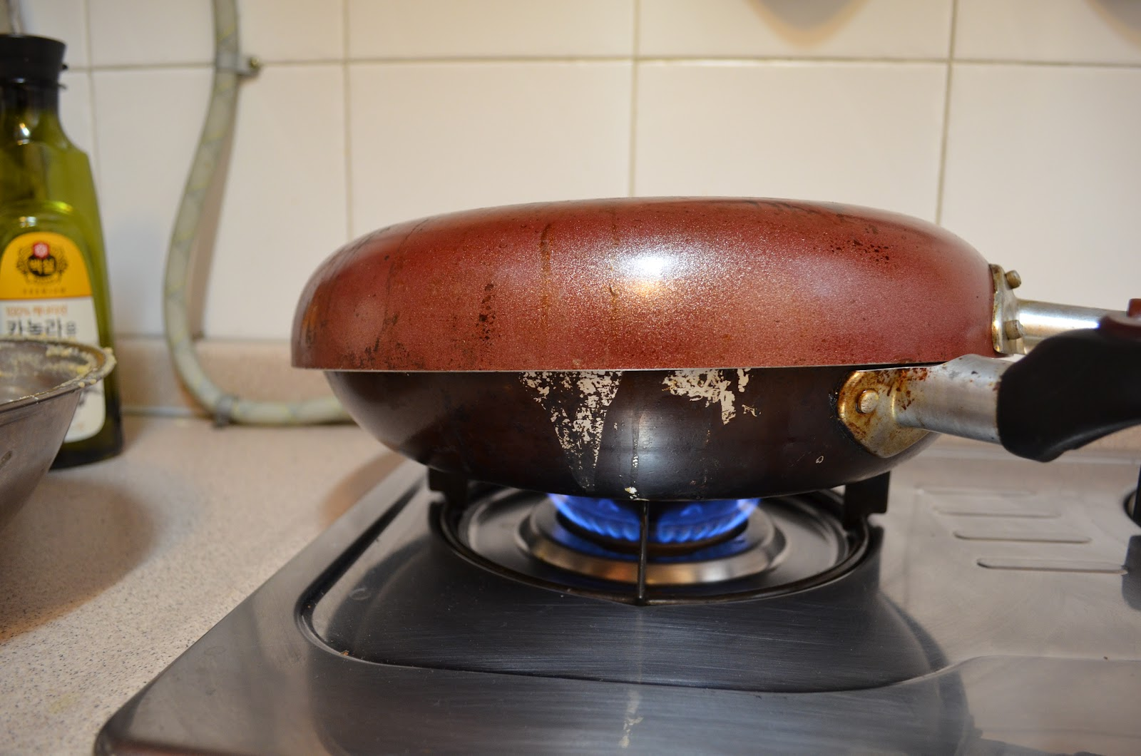 how to cook a banana on the stove