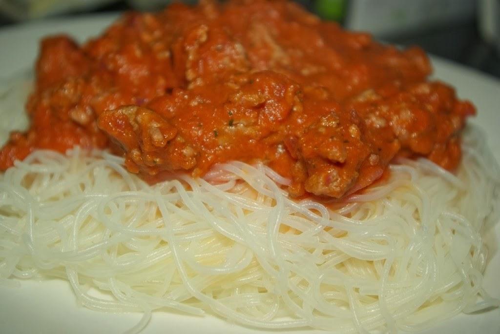 josephine bakers spaghetti bolognaise - photo #7