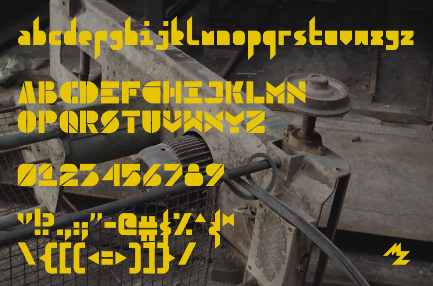 Container font indir
