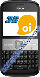 Dados para configuração da conexão Oi 3G (Oi Velox 3G)