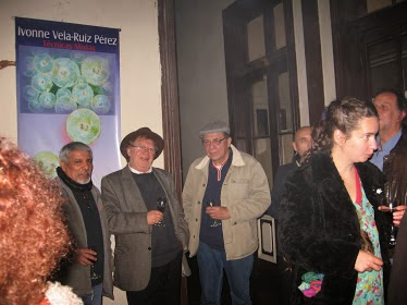 "En ""Aluminatos"" de escultores de Bellas Artes de Valparaíso"