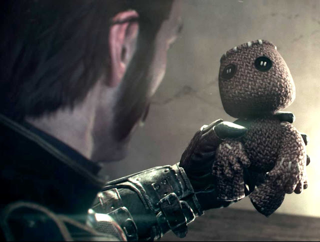 the order 1886 sackboy