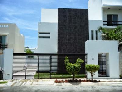 Gambar Contoh Desain Rumah
