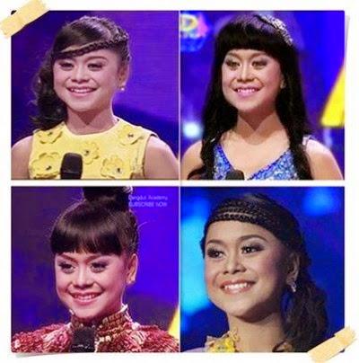 Foto Keren Lesti Dangdut Academy Indosiar Lengkap