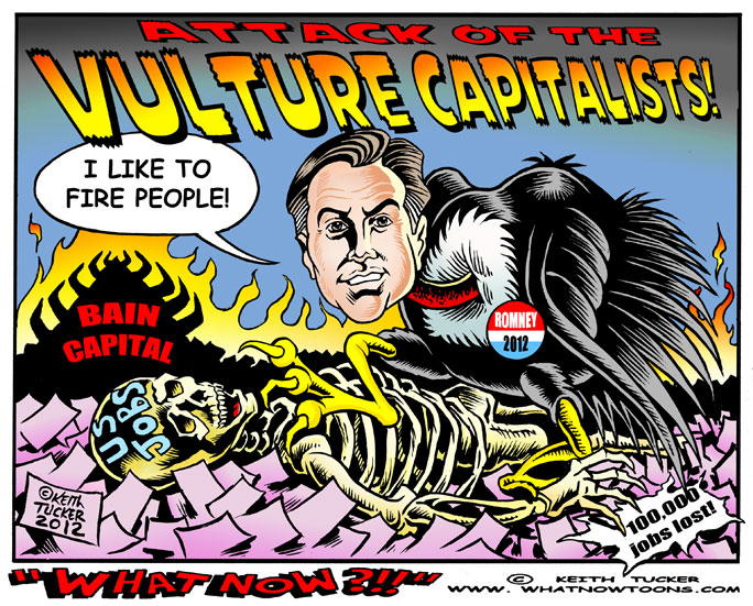 vulture capitalist