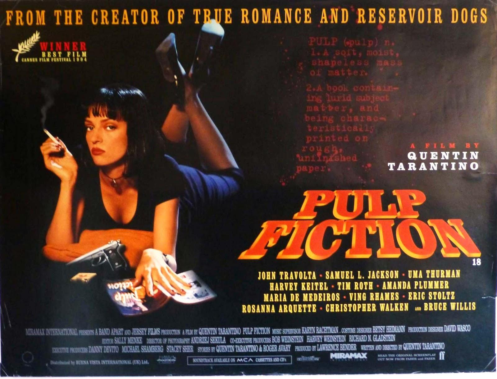 Filming Locations: Pulp Fiction (1994) | San Fernando ...