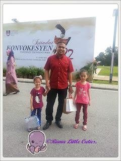 Konvokesyen Mohd Nasiruddin bin Abdul Aziz