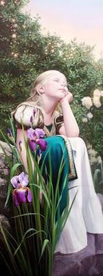 fotorrealismo-pinturas-de-niñas