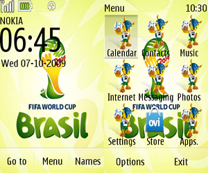 world cup themes nokia