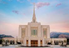 NEW - Ogden Utah Temple