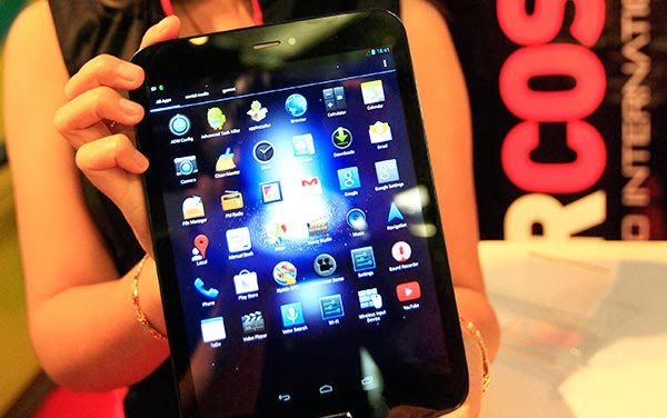 harga tablet evercoss