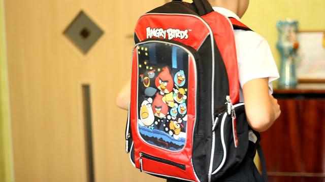 как выбрать рюкзак для школьника