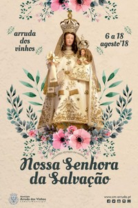 Arruda dos Vinhos- Festas em Hª de Nª Srª da Salvação 2018