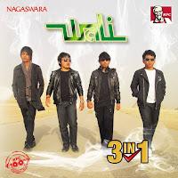 5. Wali Band Album : 3 In 1