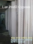List Profil Gypsum