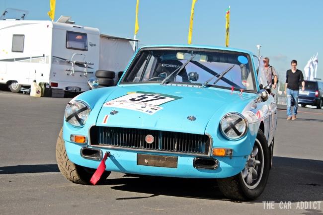 Oldtimer Grand Prix 2013 MG