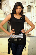 New actress Sneha Tagore Photo Shoot-thumbnail-5