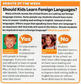 Should Foreign Language Classes Be Mandatory in College ...