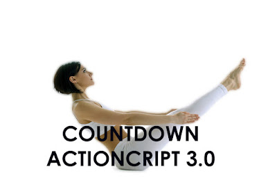 COUNTDOWN di Actionscript 3.0