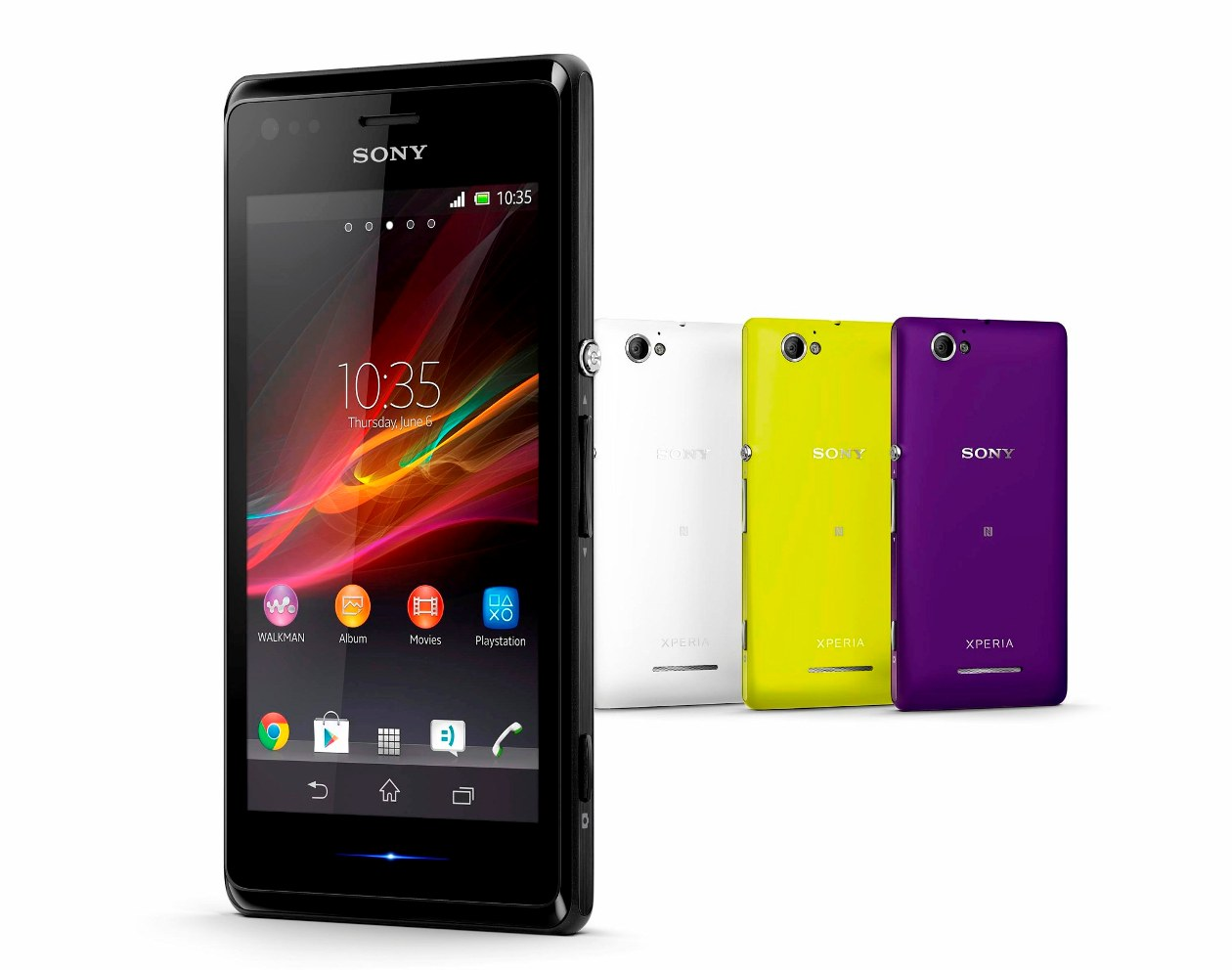 Sony Xperia M & Xperia M Dual The Geek Solutions