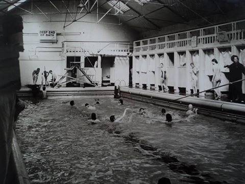 Municipal Baths