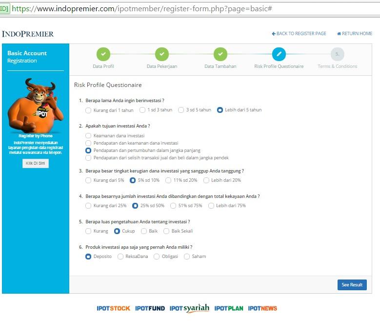 Cara Mendaftar Reksadana Online Melalui Ipotfund Blog Sederhana