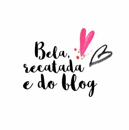 Bela, recatada e do blog