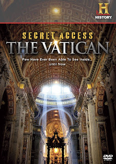 Ver online: Secret Access: The Vatican (2011)