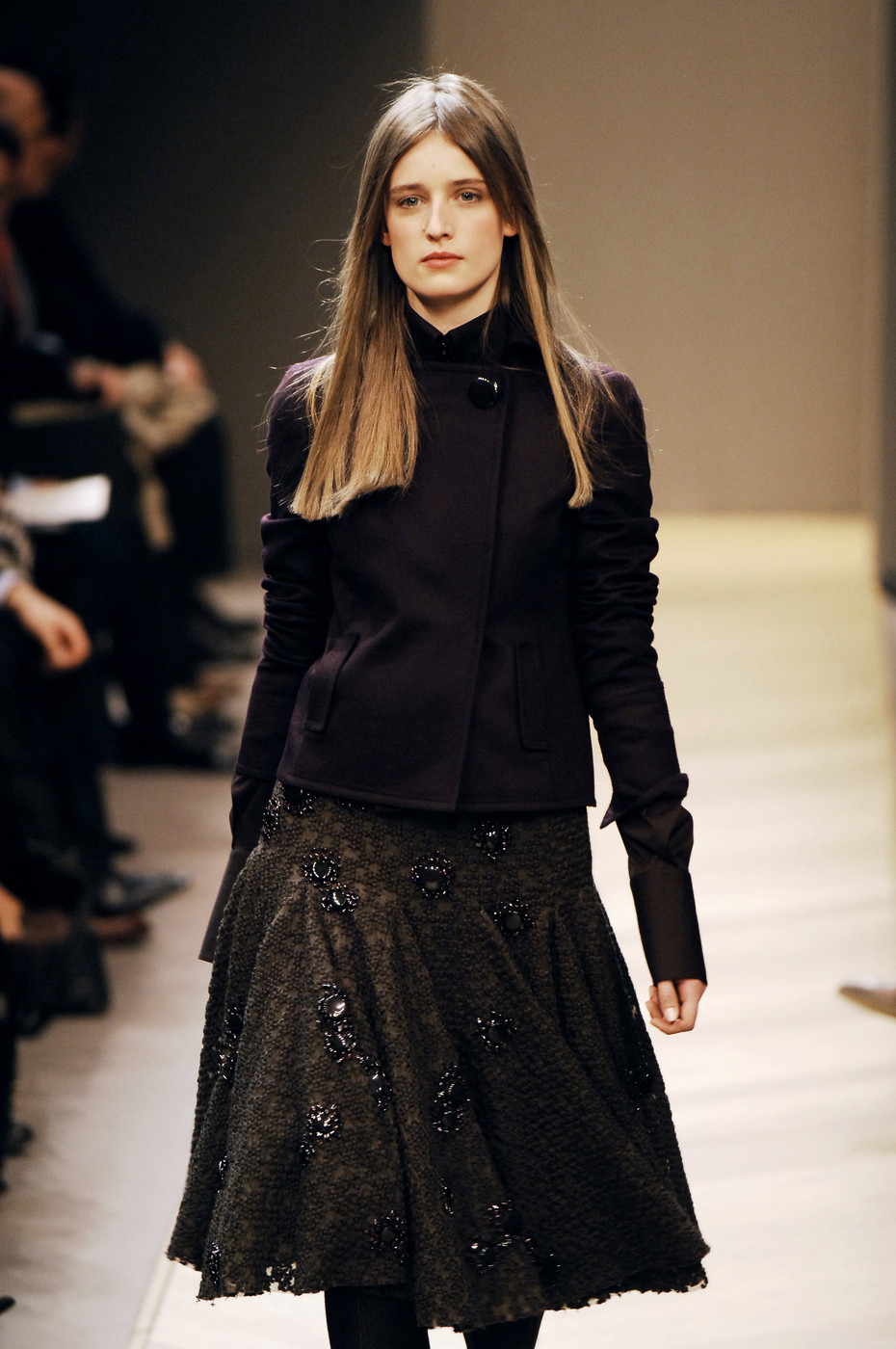Revisiting Akris Fall/Winter 2005 collection via www.fashionedbylove.co.uk british fashion blog
